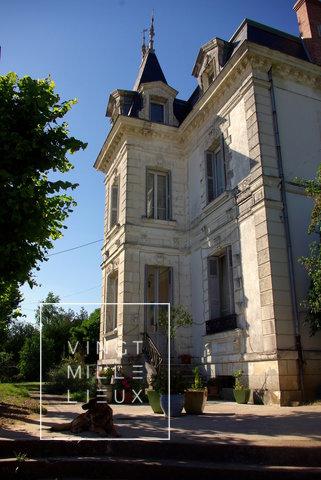 Achat immobilier luxe - Maison bourgeoise à Vendôme (proche Paris ...
